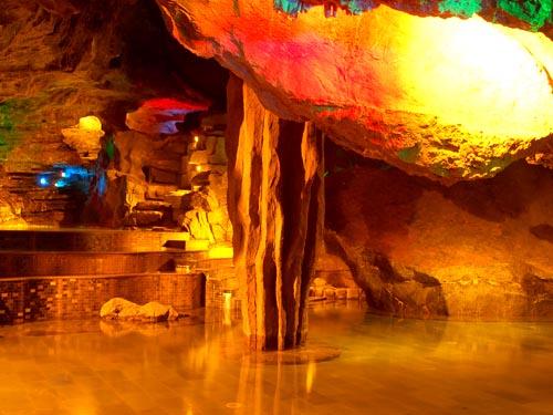 清远英德奇洞温泉商务会议度假二日游