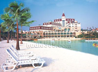 佛山南海祈福仙湖酒店座落于广东南海仙湖旅游度假区