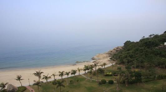 广州佛山去惠州巽寮长沙湾海景酒店商务会议度假二日游