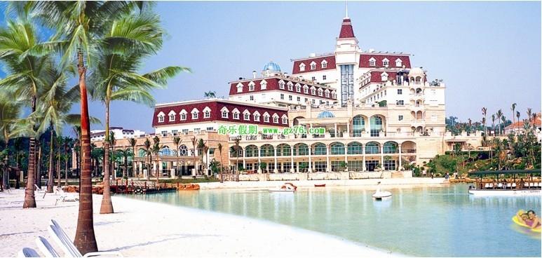 佛山南海祈福仙湖酒店座落于广东南海仙湖旅游度假区内,毗邻广州